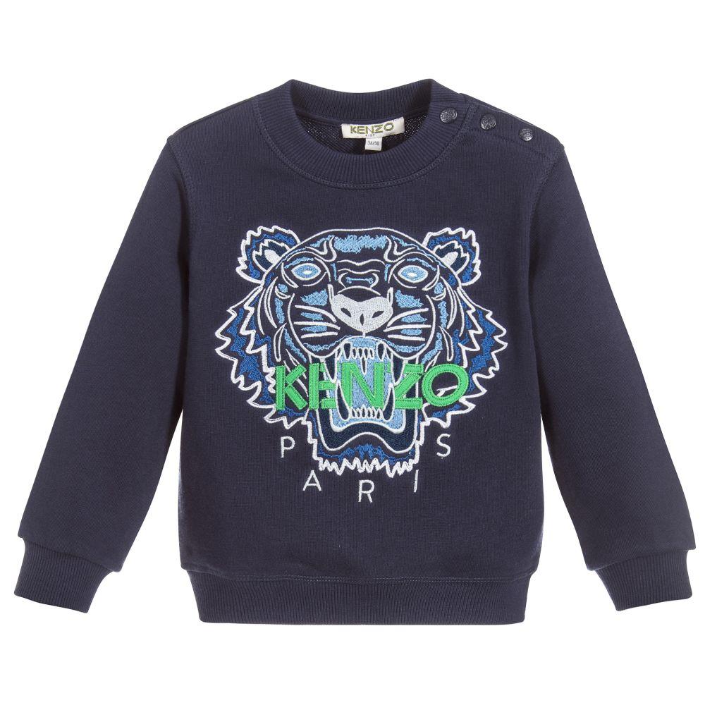 – Kenzo Sweater Amorini Design Kids Fashion dBeoCxQrW