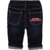 J04383-Boss-Baby-Boys-Worn-Look-Denim-Jeans-b